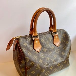 Louis Vuitton Speedy25 great condition, classic